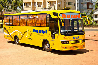 Bus Hire Bangalore