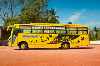 Bus Hire Goa
