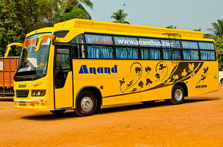 Bus Hire Kolluru