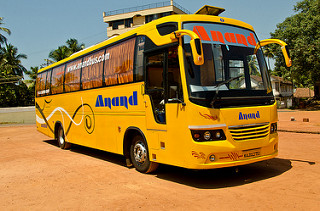 Hire Bus Kundapura