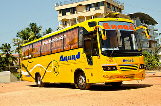 Hire Bus Mangalore