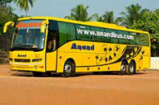 Hire Bus pune