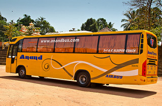 Hire Bus Udupi